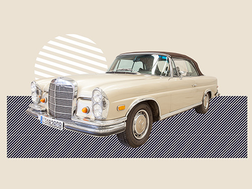 Mercedez Benz 280 SE
